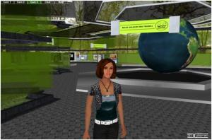 AVW Headquarters with Avatar