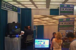 Altadyn Booth at VWE