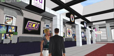 Meet in 3D